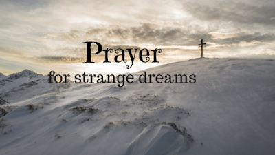 Prayers to Remember Your Dreams - DreamsWithJoshua