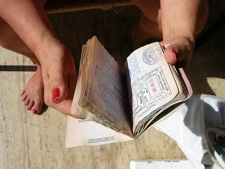 My passport and Travel